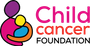 Logo for Child Cancer Foundation