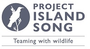 Logo for Project Island Song