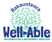 Logo for Well-Able